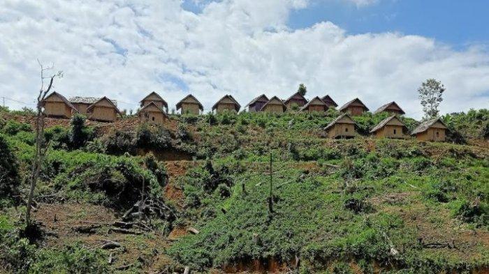 Asiknya Berakhir Pekan di Bukit Uhai Sibali Bulo Polman, Ada Fasilitas Sapo Loko & Cafe