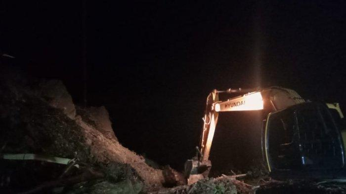 BREAKING NEWS: Longsor di Sumakuyu Desa Onang Majene