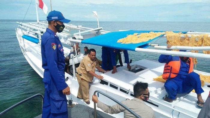Cegah Penangkapan Ikan Pakai Bom, Polisi Razia di Laut Polewali Mandar
