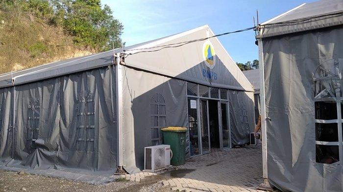 Enam Bulan Usai Gempa, Pasien Masih Dirawat Ditenda Darurat RS Regional Sulbar
