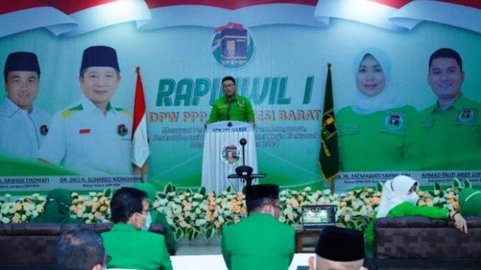 Perkuat Amunisi Menatap Pemilu 2024, PPP Sulbar Sasar Generasi Milenial