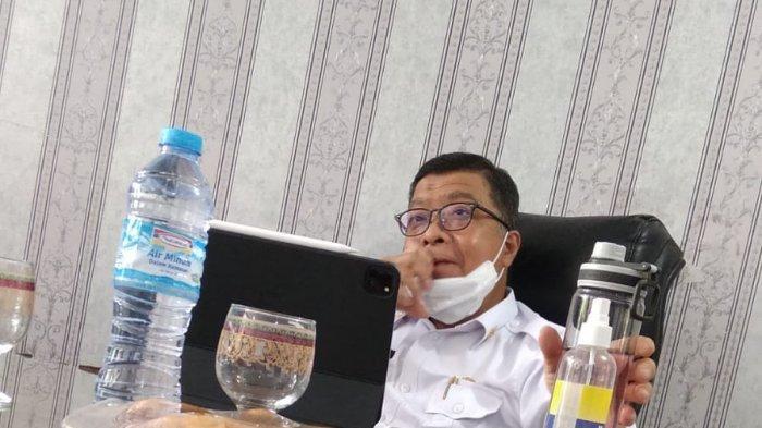 Sekretaris Provinsi (Sekprov) Sulawesi Barat, Muhammad Idris