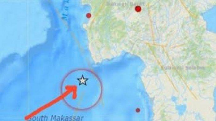 18 Kali Gempa di Sulbar Sepekan Terakhir: Majene Dua Kali, Polman Satu Kali & Mamasa 15 Kali