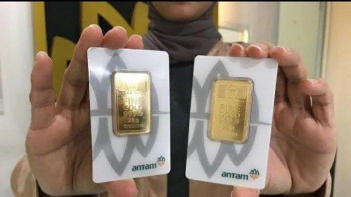 Harga Emas Antam Hari Ini Selasa 24 Agustus, Mulai Rp953.000 per Gram
