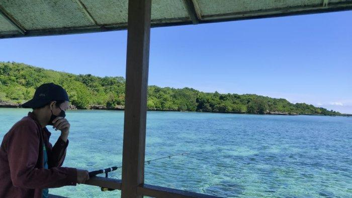 SERUNYA Berpetualang ke Pulau Karampuang di Mamuju, Surganya Pecinta Snorkeling dan Pehobi Mancing
