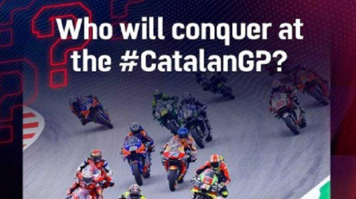 Siaran Langsung Race MotoGP Catalunya 2021, Link Live Streaming Trans7 Gratis di Sini