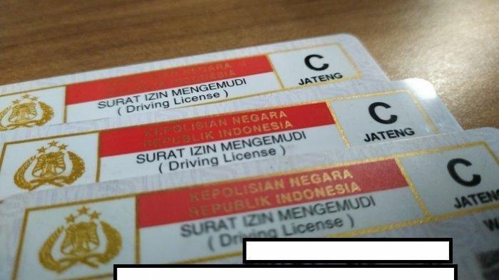 INGIN Perpanjang SIM, Anda Tak Perlu Repot Antre di Kantor Polisi, Berikut Cara & Dokumen Dibutuhkan