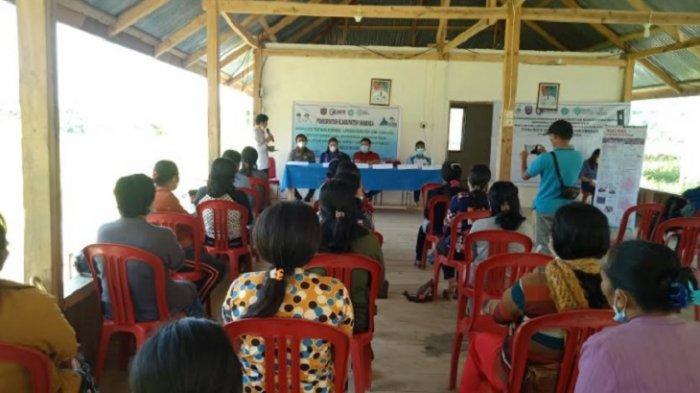 Bappelitbangda Mamasa Ajak Emak-emak di Desa Tondok Bakaru Jadi Mama 'Kece'