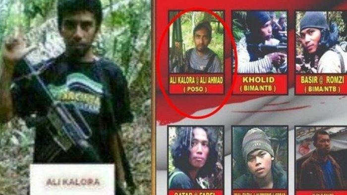 BREAKING NEWS: Dikenal Sadis, Panglima Teroris Poso Ali Kalora Tewas Ditembak Densus 88