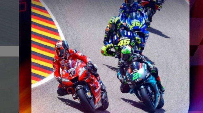 Starting Grid MotoGP Jerman 2021 Zohann Zarco Urutan Pertama & Live Streaming Trans7 dan Usee TV
