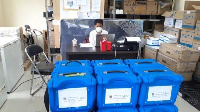 Dinkes Mamasa Dapat Tambahan Vaksin 1.720 Dosis Untuk Vaksinasi Tahap Kedua