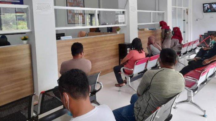 Denda Pajak Kendaraan Dihapuskan, Kamaruddin: Warga Antusias ke Samsat Mamuju