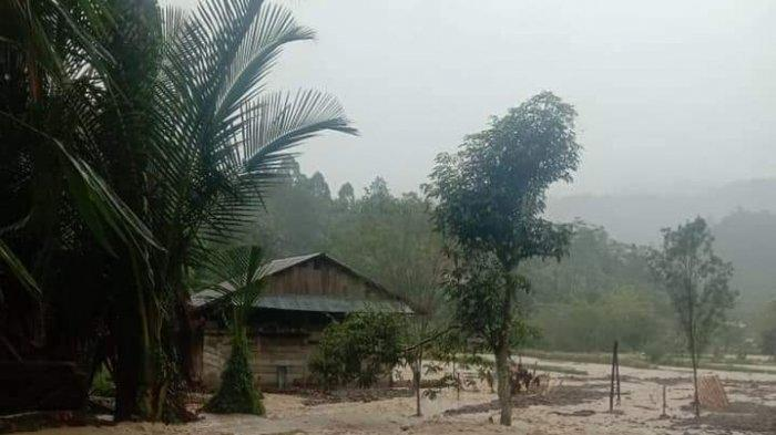 Wabup Mamasa Marthinus Tiranda Tanggapi Surat Terbuka Terkait Banjir di Desa Burana