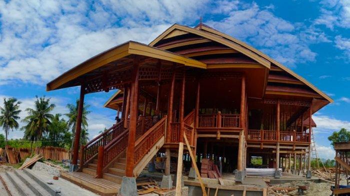 Sulbar Segera Miliki Taman Budaya di Tinambung Polman