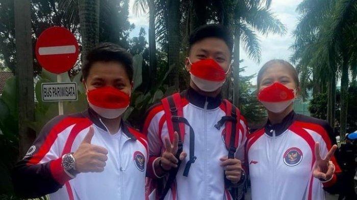 Total Bonus Trio Atlet dari Pulau Sulawesi Peraih Medali Olimpiade Tokyo Mencapai Rp7 Miliar
