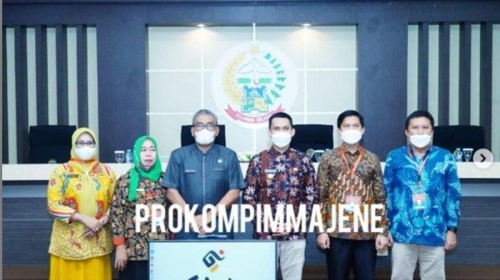 3 Calon Sekda Majene Jalani Uji Kompetensi di Badan Kepegawaian Daerah Sulawesi Selatan