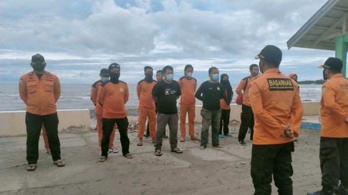 Pencarian 2 Nelayan Hilang di Majene, Tim SAR Kerahkan 5 Kapal Nelayan dan 1 Rubber Boat
