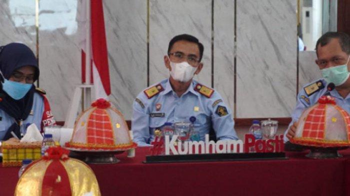 Kementerian Hukum dan HAM Sulbar Menuju Predikat Wilayah Bebas dari Korupsi