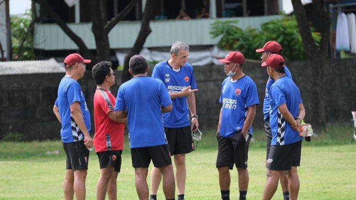 PSM kembali Latihan Atau Tidak Bergantung Hasil Rapat Tim Pelatih