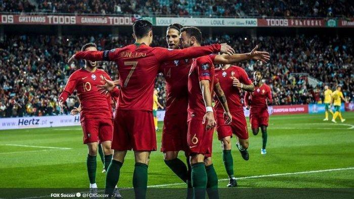 Pelatih Portugal Fernando Santos Hadirkan Nama Baru, Tak Lagi Bertumpu Pada Sosok Cristiano Ronaldo?