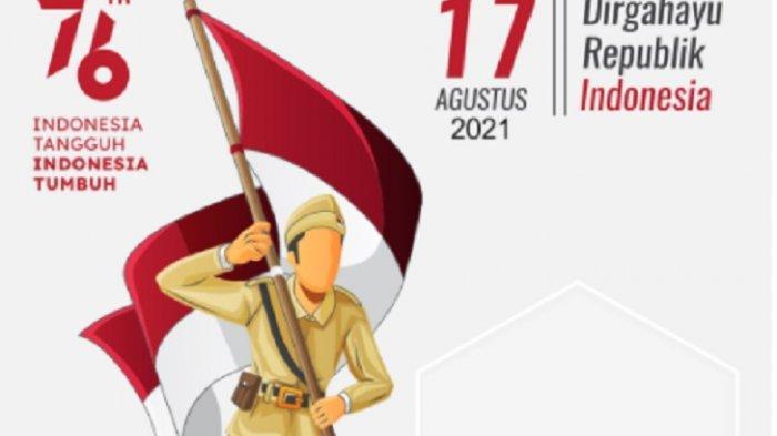 40 Link Twibbon Kartu Ucapan Hari Kemerdekaan Republik Indonesia dan Panduan Cara Membuatnya