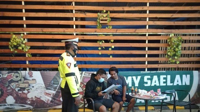 Polisi di Mamasa Beri Sanksi Ini Jika Dapati Warga Tidak Pakai Masker