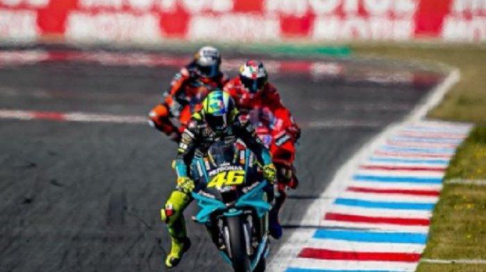JADWAL Live Streaming Trans7 MotoGPStyria 2021: Misi Pribadi Valentino Rossi, Marquez & Quartararo