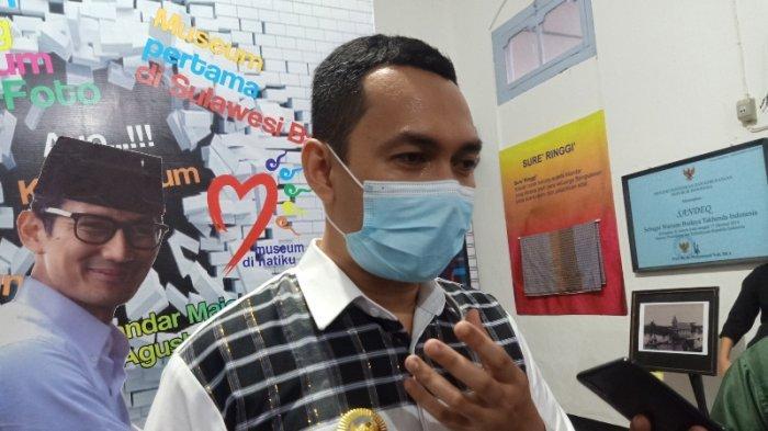 20 Kelurahan di Majene Keciprat APBD Rp 200 Juta, Arismunandar: Maksimalkan Dokumentasi
