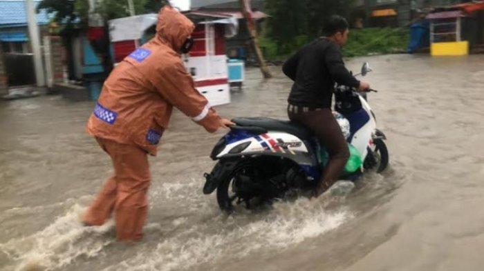Prakiraan Cuaca BMKG, Hujan di Majene Berlanjut Hingga Pukul 23.30 Wita