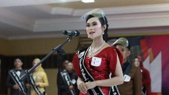 Profil Yenly Nintaly Sambo, Putri Pariwisata Sulawesi Barat Asal Mamasa