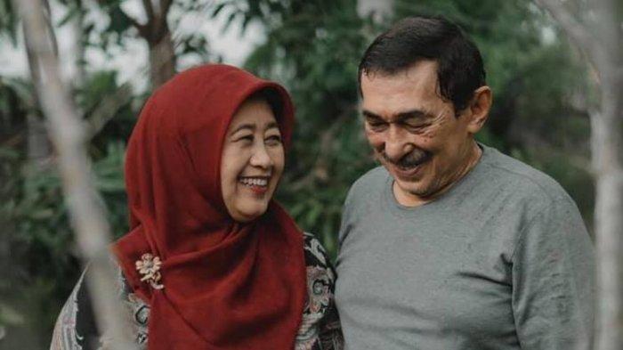 COVID-19, Aladin S Mengga Ikut Dirawat Bersama Almarhumah Istri di ICU RS Dr Sunyoto Jakarta