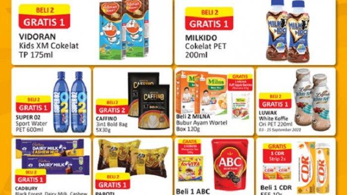 PROMO & Diskon Alfamart 9-10 September 2021: Minyak Telon 60ml Rp 17.900 & Masker Rp 5 Ribu