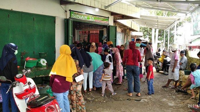 Berkah Idul Adha, Jasa Penggilingan Daging di Wonomulyo Polman Laris Manis