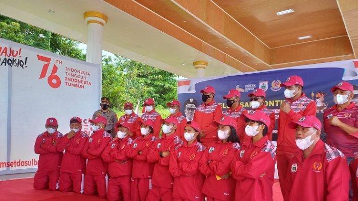 Cabor Dayung dan Sepak Takraw Kontingen Sulbar Berangkat Duluan ke Papua, Tanding Mulai 23 September