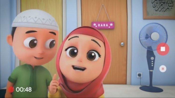 5 Fakta Film Animasi Kartun Nussa & Rara Trending Twitter Hari Ini