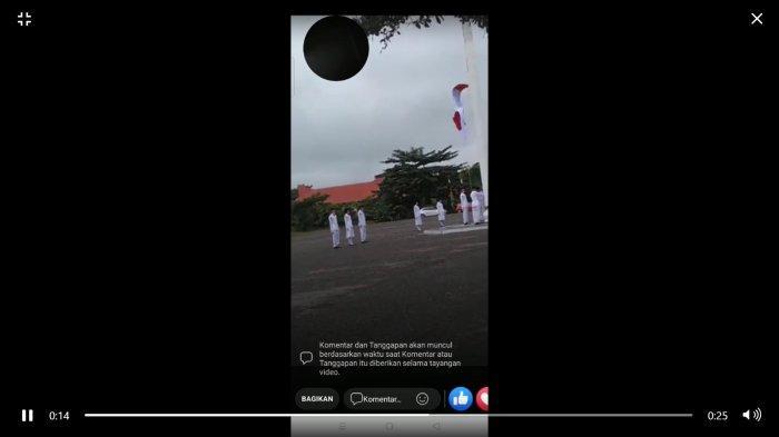 Bendera Jatuh di Konawe Utara, Bupati H Ruksamin: Mohon Maaf kepada Seluruh Rakyat