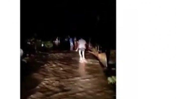 Banjir Surut, Rumah Warga Desa Galung Lombok & Renggeang Polman Sudah Tidak Tergenang