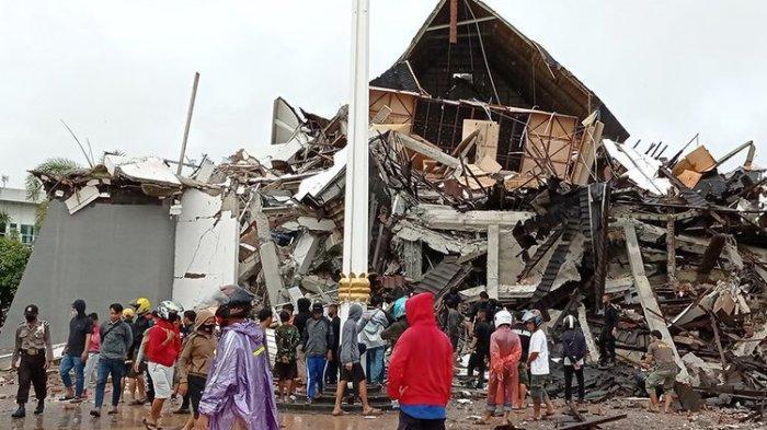Fakta Gempa Di Mamuju Dan Majene