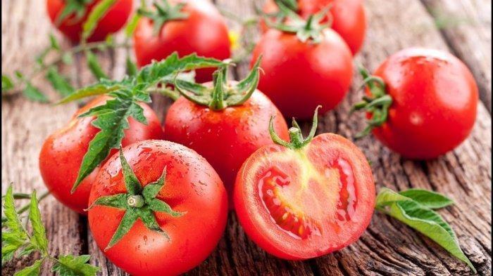 5 Manfaat Tomat Untuk Kecantikan, Bisa Angkat Sel Kulit Mati