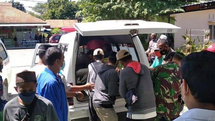 BREAKING NEWS: Warga Mapilli Polman Tewas Tersengat Listrik