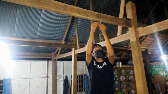 Pelajar di Polman Nekat Bunuh Diri, Kapolsek Sebut Korban Punya Riwayat Ganguan Kejiwaan
