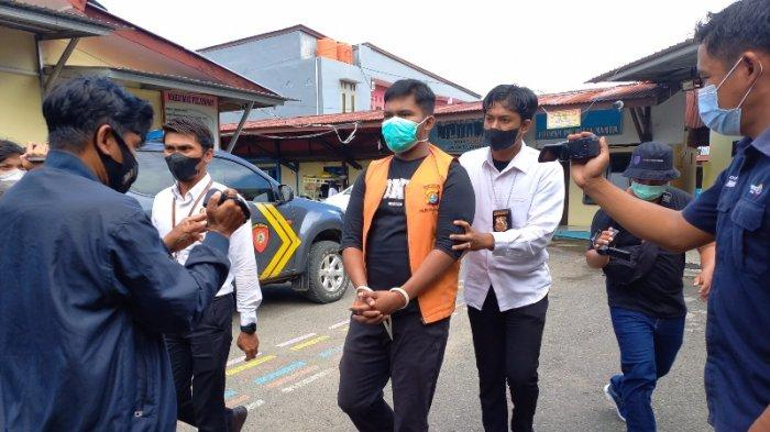 Polresta Mamuju Tangkap Pencuri Isi Kotak Amal Masjid, Sudah Beraksi 15 Kali