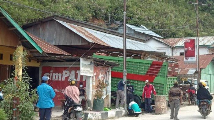 Dianggap Merusak Pemandangan, Tiang Lampu Jalan di Kota Mamasa Dibongkar