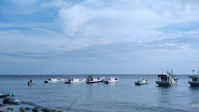 BMKG Majene Ingatkan Nelayan Bahaya Gelombang Tinggi, Mamasa Hujan Lebat