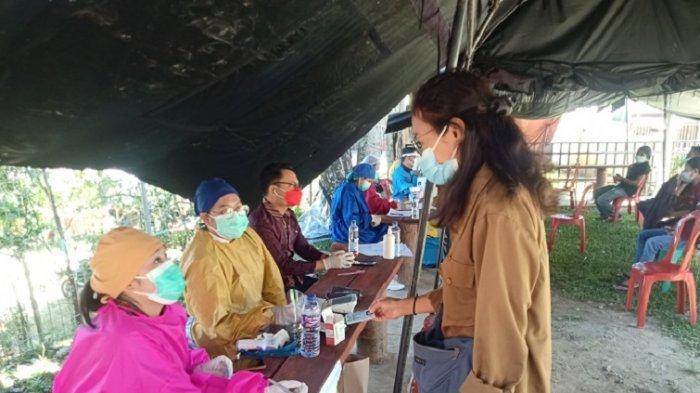 Polres Mamasa Genjot Vaksinasi Gratis,Targetkan 500 Sehari
