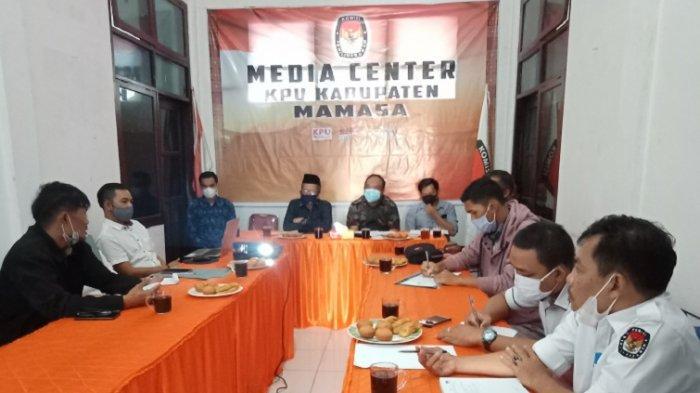 Validasi Data Pemilu di Mamasa, KPU Sulbar Minta Warga Aktif Lapor Terkait Kependudukan