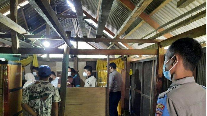 BREAKING NEWS: Pemuda Banggae Majene Ditemukan Tewas Gantung Diri
