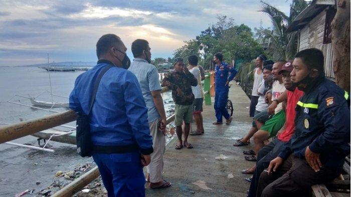 BREAKING NEWS: Bocah 7 Tahun Tewas Tenggelam di Pantai Polewali Polman