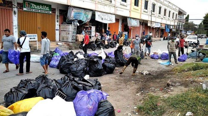 60 Ton Sampah Belum Diangkut, Camat Khawatir Wonomulyo Dipenuhi Sampah
