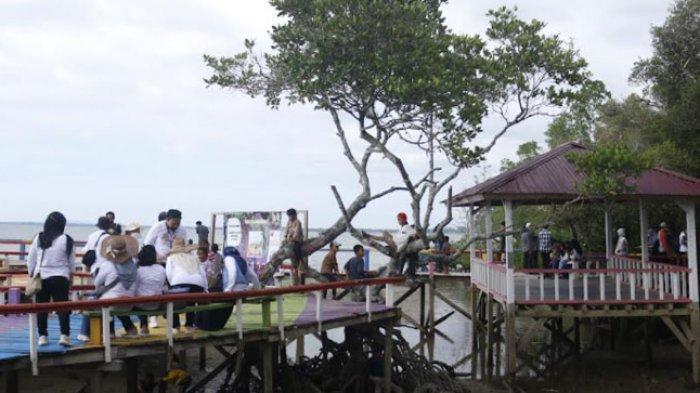 Pesona Wisata Mangrove dan Cerita Mistis Wai Tumbor di Salubiro Mamuju Tengah